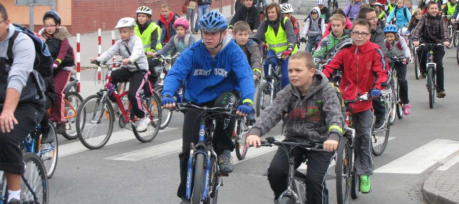 Przejazd rowerowy przez miasto rozpocznie się o godz. 11
