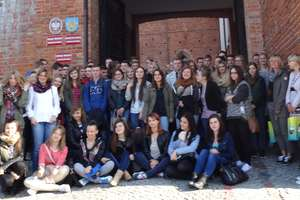 Wymiana młodzieży polsko-niemieckiej w Zespole Szkół nr 2 w Działdowie
