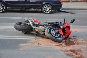 Mniej wypadków, kolizji i zabitych. Sezon motocyklowy minął