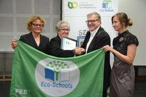 Zielone odznaczenie dla szkoły w Radomnie