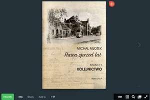 Poznaj historię kolei w Iławie przez internet