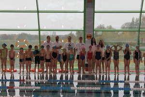 Rywalizowało 84 zawodników. Jesienne Mistrzostwa w Pływaniu