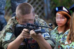 Skandal na Litwie. Licealiści szkolili się na rosyjskich zołnierzy