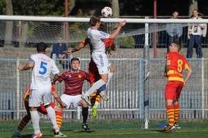 III liga piłkarska. Olimpia Elbląg wygrała z Romintą w Gołdapi 1:0