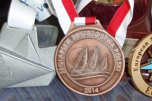 Medal w mistrzostwach Polski