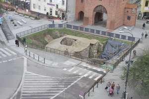 Jaki los czeka rondelę przy Wysokiej Bramie w Olsztynie?