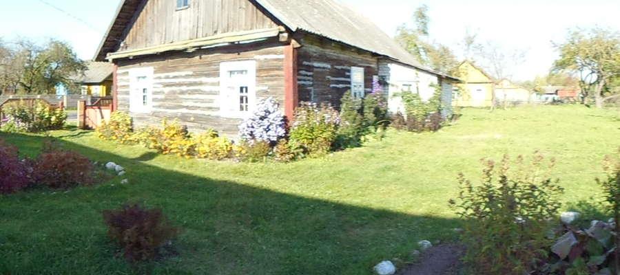 Dom, w którym mieszkała rodzina Wydrzyckich, dziś muzeum poświęcone artyście