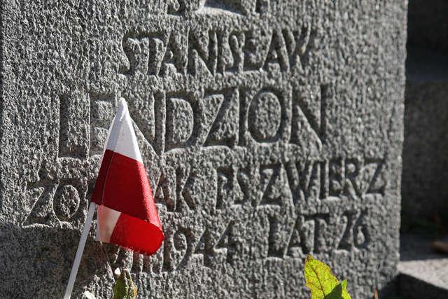 Wileńskie nekropolie - full image