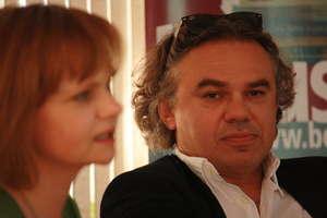 Spotkanie z pisarzem Arturem Beckerem