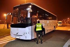 Autobus warty 280 000 zł. odnaleziony na granicy