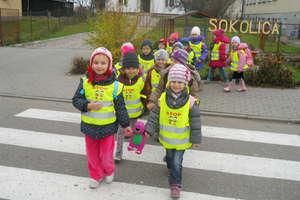 Sokolica: Bezpieczna droga do szkoły i przedszkola