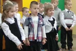 Pasowanie na przedszkolaka w Tereszewie