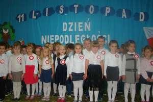 Święto Niepodległości w Przedszkolu Miejskim nr 3