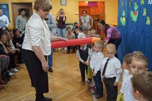 Uroczyste pasowanie na przedszkolaka w Przedszkolu Miejskim nr 4
