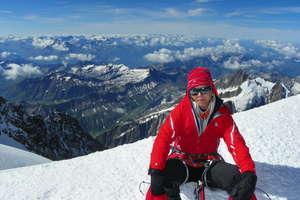 Na szczyt Mont Blanc weszła prosto z Redykajn