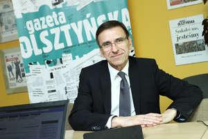 Zobacz, jak odpowiadał na pytania internautów Piotr Grzymowicz