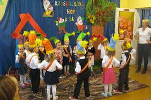 Pasowanie na przedszkolaka w Sątopach-Samulewie