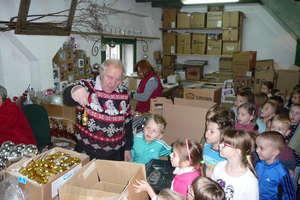 Wizyta w Konsulacie Świętego Mikołaja