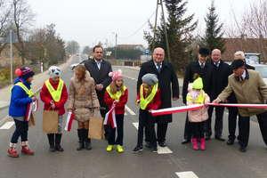 Droga oficjalnie otwarta, choć nie do końca przejezdna