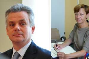 Piotr Żuchowski i Bernadeta Hordejuk w sejmiku województwa warmińsko-mazurskiego