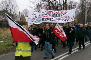 Mieszkańcy Korsz na sesji Sejmiku. Radni chcą monitoringu zanieczyszczeń