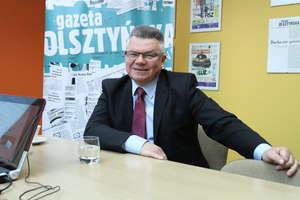 Zobacz, jak na pytania internautów odpowiadał Andrzej Ryński, kandydat na prezydenta Olsztyna