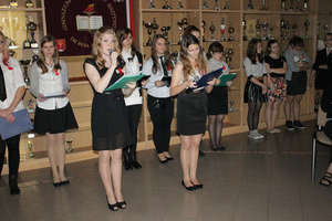 Gimnazjaliści przypomnieli drogę Polski do niepodległości
