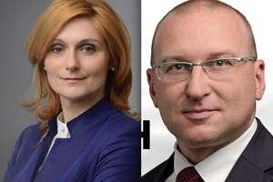 Sylwia Jaskulska, Jarosław Matłach razem zmienią powiat