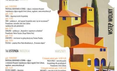 Z cyklu Kultury świata: Hiszpania