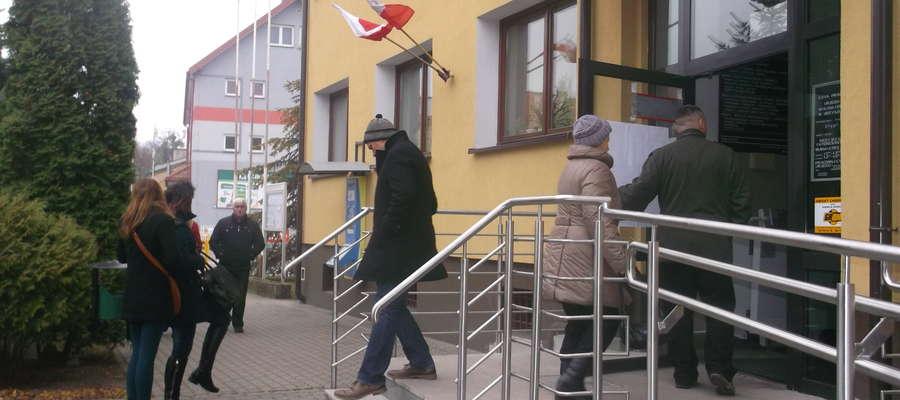 Wybory samorządowe 2014 w Orzyszu