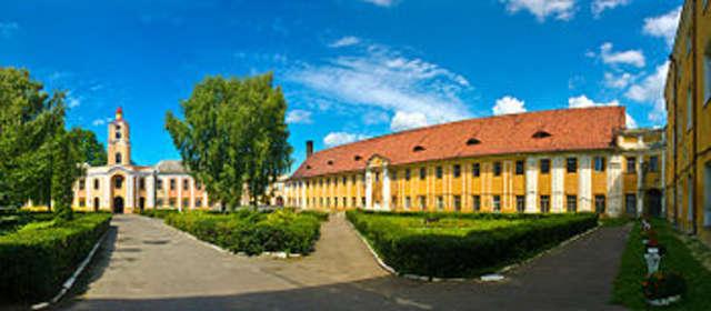 Zamek Radziwiłłów w Ołyce - full image
