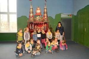 Wycieczka przedszkolaków z okazji Dnia Świętego Mikołaja