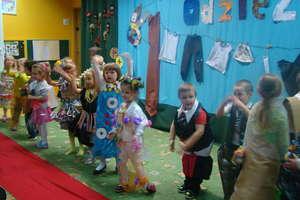Pokaz mody w Przedszkolu nr 3