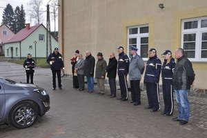 Nowe radiowozy na drogach Powiatu Lidzbarskiego