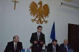 Karol Sobczak przewodniczącym RM w Olecku