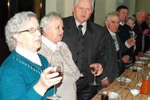 Spotkanie seniorów w Skarlinie