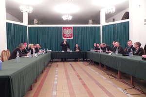 Pierwsze sesje Rady Miasta w Ornecie