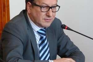Wynagrodzenie starosty Marka Polańskiego : 11 tys. zł brutto. To kwota niezmienna od 2009 roku