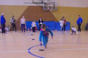Zawody sportowe dla maluchów