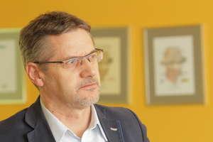 Zobacz, jak na pytania internautów odpowiadał Janusz Cichoń