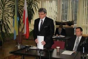 Leszek Dziąg starostą powiatu braniewskiego