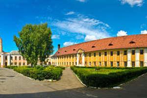 Zamek Radziwiłłów w Ołyce