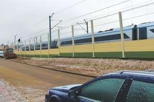 Pendolino przejeżdżało dziś przez Iławę. Niestety pociąg nie zatrzymał się na stacji.