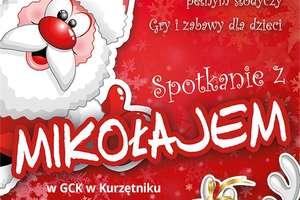 Do Kurzętnika przyjedzie Mikołaj