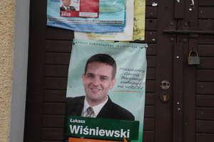 Mieszkańcy proszą o zdjęcie plakatów wyborczych