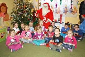 Mikołaj odwiedził przedszkolaki w Chruścielu