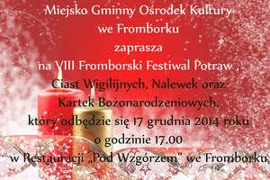 Świąteczny festiwal we Fromborku