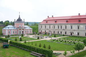 Zamek Sobieskich w Złoczowie