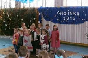 Noworoczna zabawa choinkowa w Lechowie