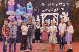 Spotkanie wigilijne w Szkole Podstawowej w Pakoszach